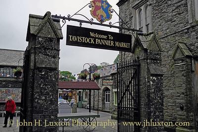 Tavistock Pannier Market - May 29, 2014