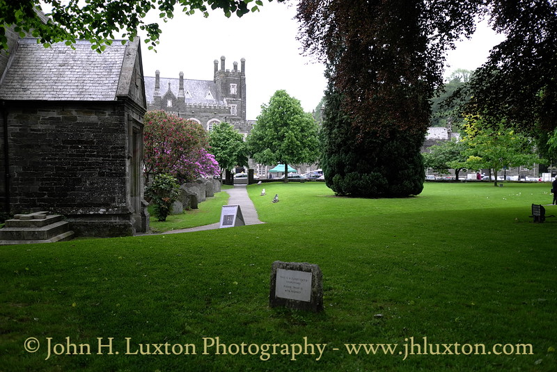 Tavistock Parish Church - May 29, 2014