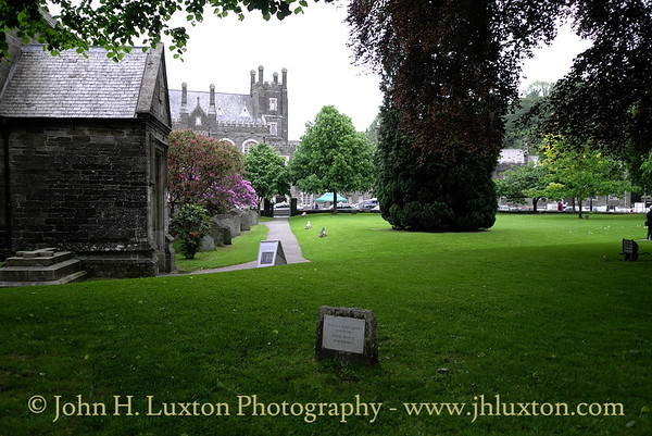 Tavistock Parish Church - May 29, 2014
