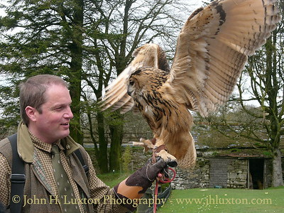 The Dartmoor Hawker at Two Bridges - April 16, 2006