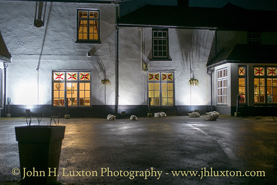 Two Bridges Hotel, Dartmoor, Devon - March  29, 2018