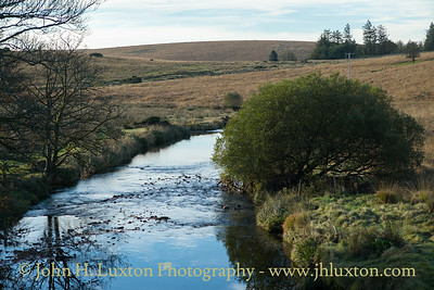 Two Bridges, Dartmoor, Devon - October 25, 2018