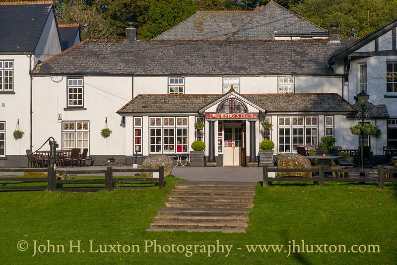 Two Bridges Hotel, Dartmoor, Devon - May 22, 2021