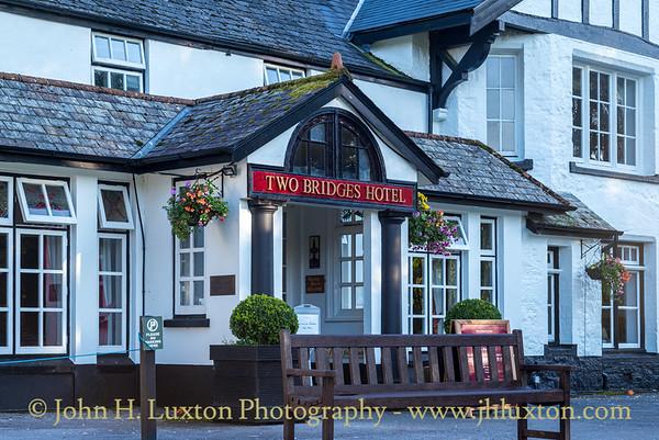 Two Bridges Hotel, Dartmoor, Devon - September 09, 2020