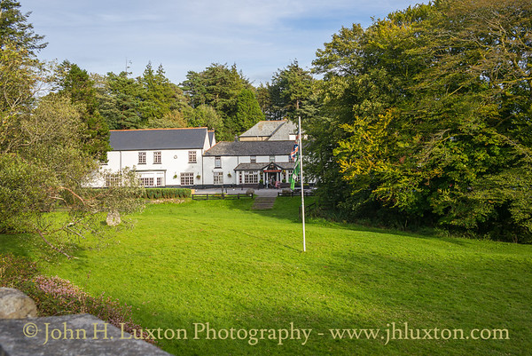 Two Bridges Hotel, Dartmoor - September 07, 2020