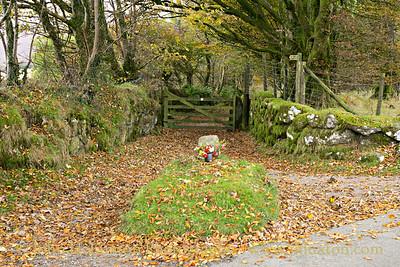 Jay's Grave, Dartmoor, Devon - October 28, 2016