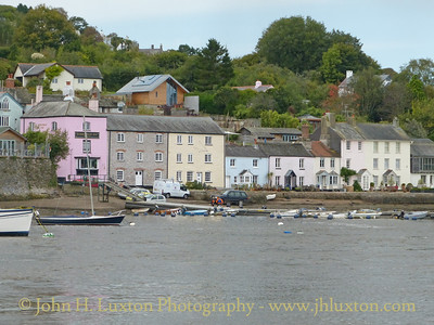 Dittisham, Devon - October 23, 2013