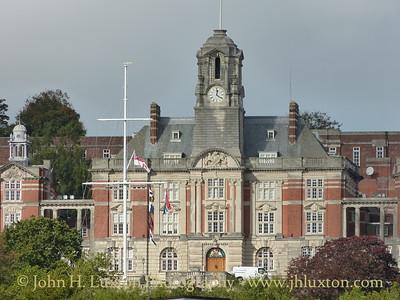 Dartmouth, Devon - October 23, 2013