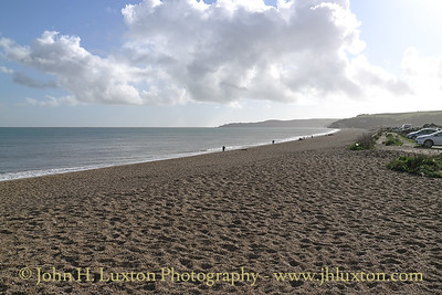 Slapton Sands, Devon - October 23, 2013