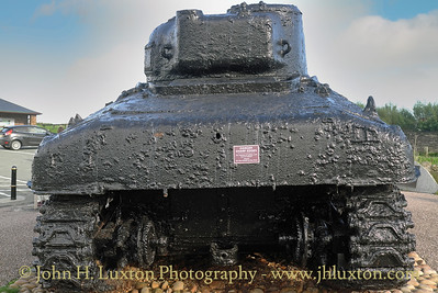 Exercise Tiger Memorial, Torcross, Devon - October 23, 2013