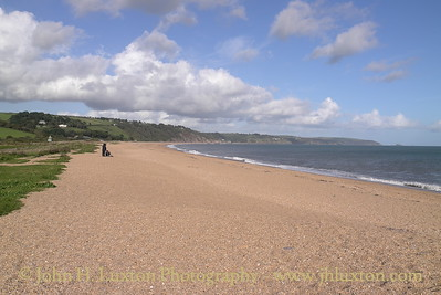 Slapton Sands, Devon - October 23, 2013
