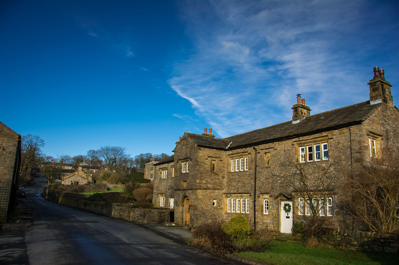 village of downham lancashire