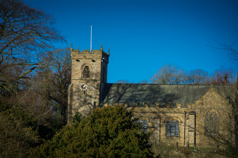 st leonards church downham