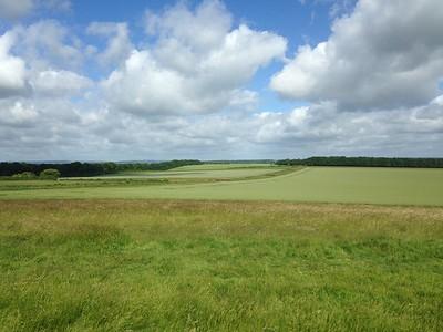 England - Badbury Rings