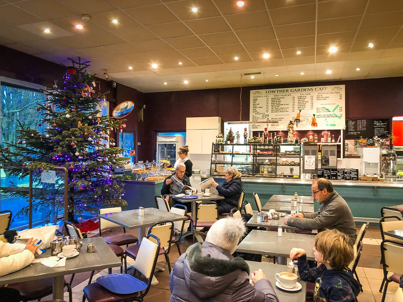 lowther pavilion cafe