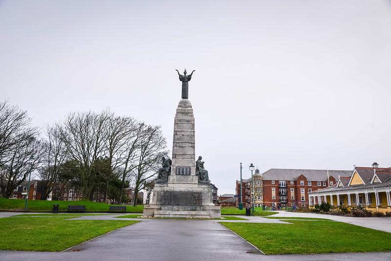 ashton gardens war memorial
