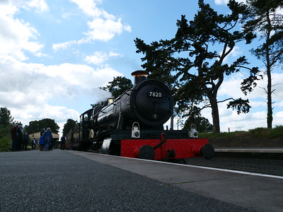 Steam Engine 7820