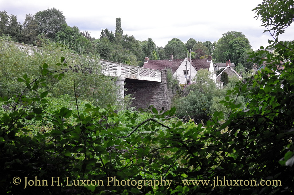 Brockweir, Gloucestershire - July 25, 2016