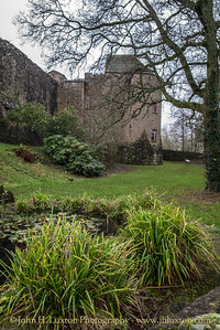 St Briavels Castle, St Briavels, Gloucestershire - December 30, 2018
