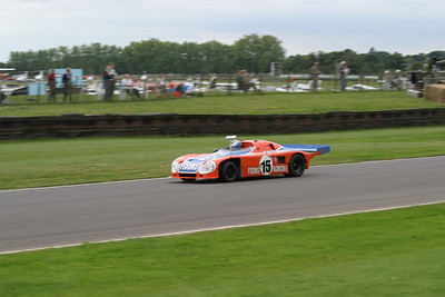 Goodwood Revival Racing is serious business, not a tour around the track.