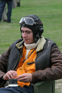 Goodwood Revival is held where WWII RAF Westhampnett was located in England's South Coast county of Sussex near Chicester.