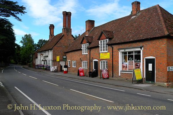 Hursley Village, Hampshire. August 2011