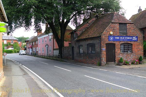 Hursley Village, Hampshire. August 2011
