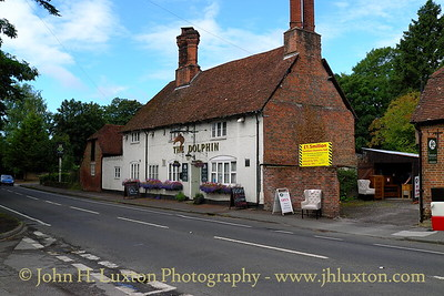 Dolphin Inn, Hursley, Hampshire. August 2011