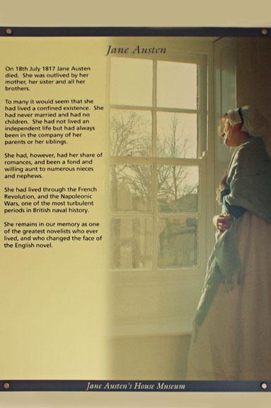 About Jane Austen