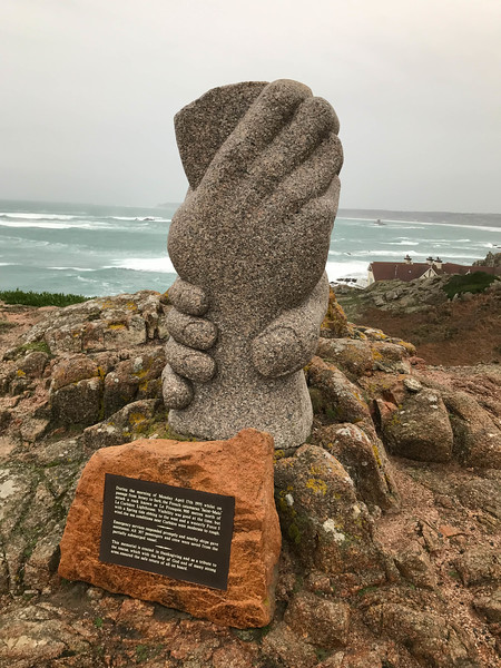 corbiere lighthouse memorial
