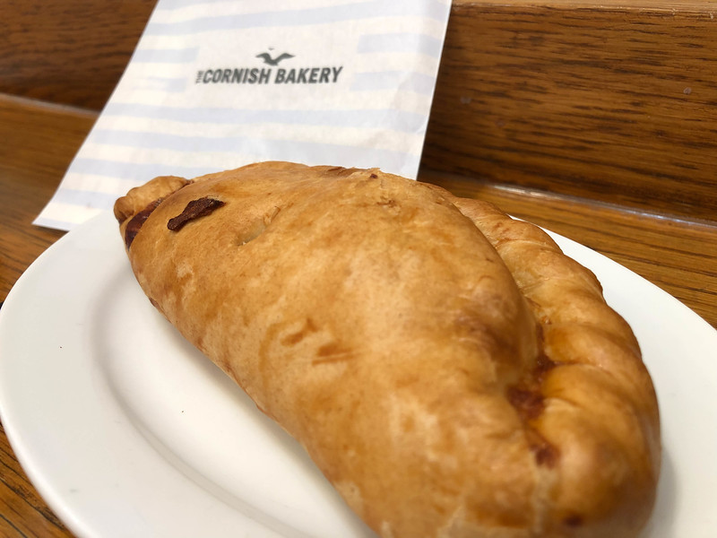 cornish pastie st helier