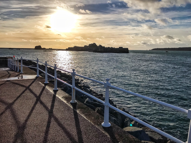 st helier walking