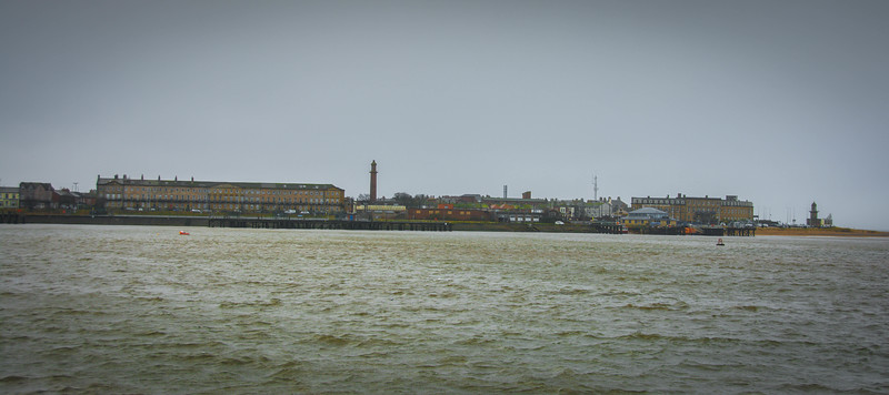 knott end wyre estuary