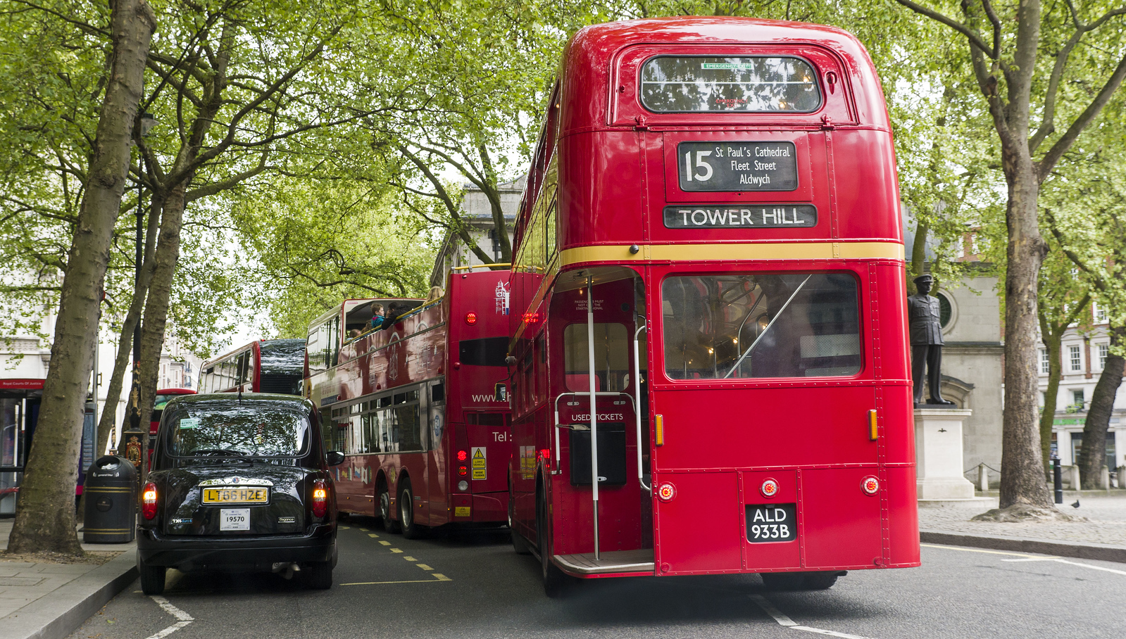 Small Car Big City: The Perfect London Layover Tour