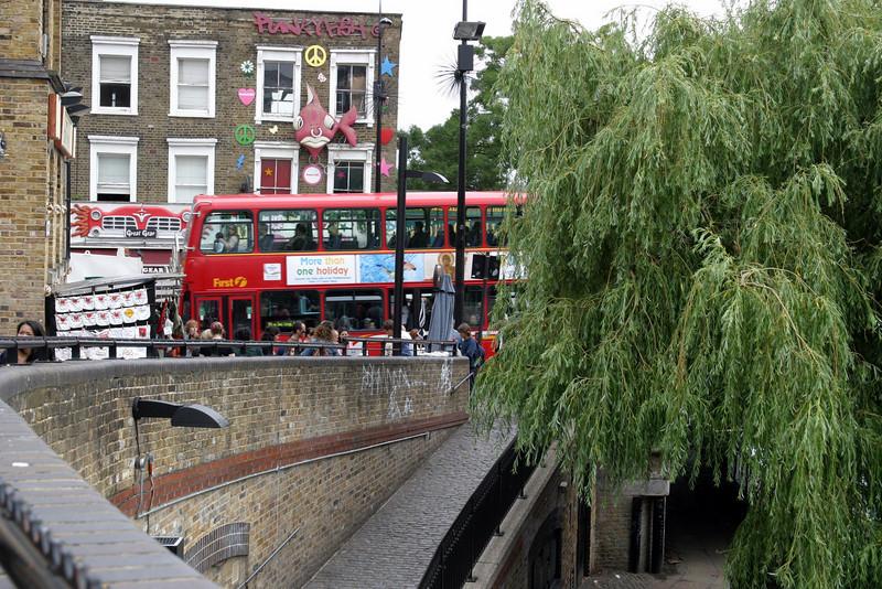 Camden Lock, London, England