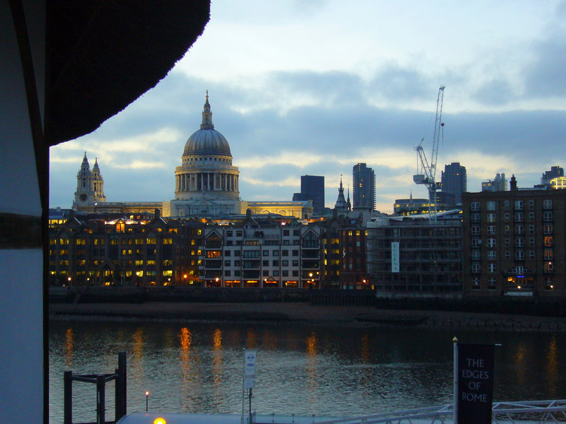 Shakespeare Globe, London