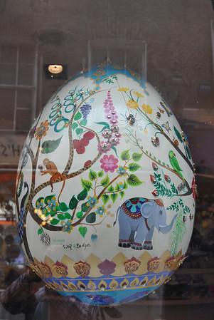 London Egg Hunt 2012