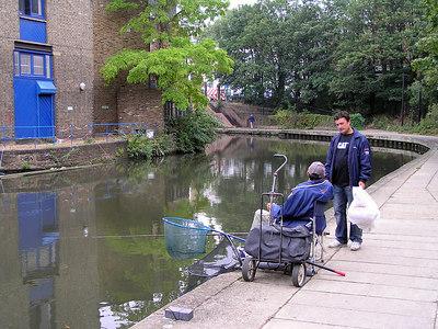 Regent's Canal 2006