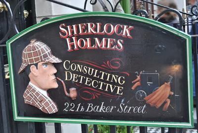 Sherlock Homes Museum