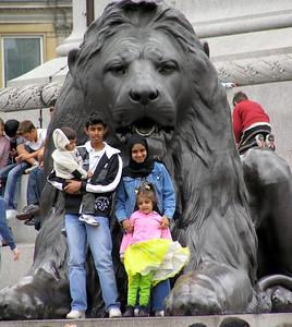 Trafalgar Square 2006