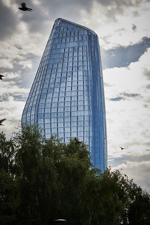 The Boomerang skyscraper