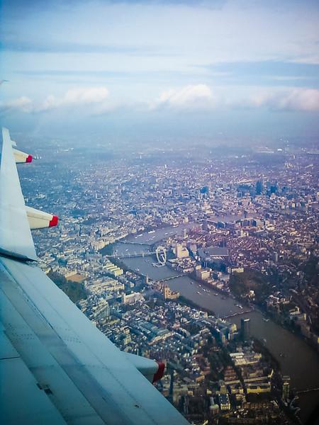 November 1 - London