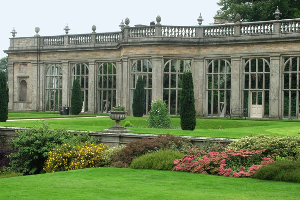 The conservatory (greenhouse)