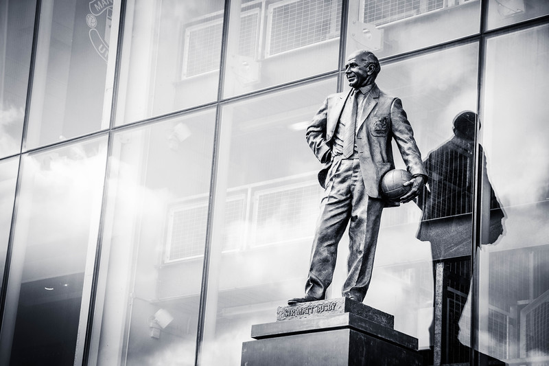 sir matt busby manchester united