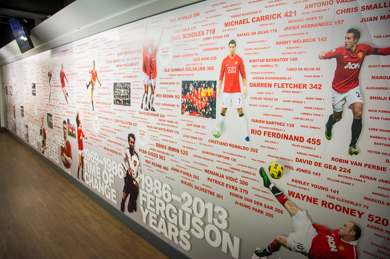 manchester united hall of fame