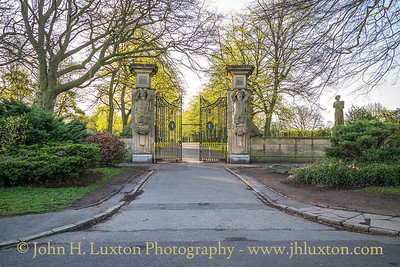 Calderstones Park, Liverpool - April 14, 2020