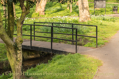 Greenbank Park, Liverpool, Merseyside - April 08, 2020