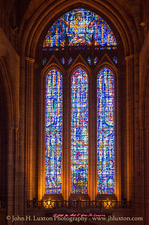 Liverpool Anglican Cathedral - March 02, 2017