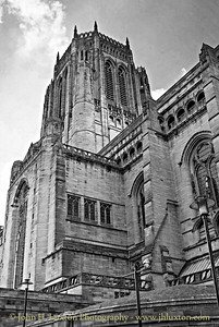 Liverpool Anglican Cathedral - March 30, 2017
