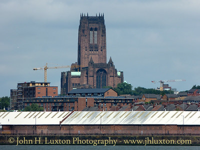 Liverpool Anglican Cathedral - July 09, 2017
